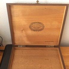 Cajas de Puros: CAJA DE PUROS HOYO DE MONTERREY JOSE GENER HABANA. Lote 168334381