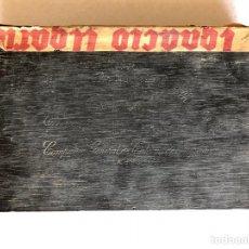 """Cajas de Puros: ANTIGUA CAJA DE PUROS """"LA FLOR DE LA ISABELA"""", MANILA, FILIPINAS.. Lote 169006932"""