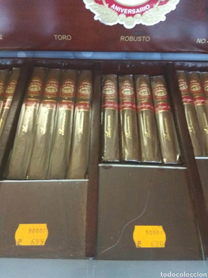 Cajas de Puros: PUROS TE AMO CAJA -EXPOSITOR -HUMIDIFICADOR 137 PUROS VER FOTOS Y DESCRIPCION - Foto 4 - 169127492