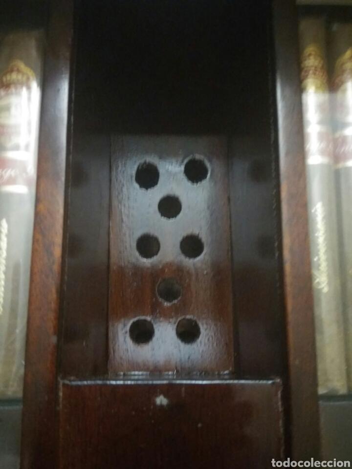 Cajas de Puros: PUROS TE AMO CAJA -EXPOSITOR -HUMIDIFICADOR 137 PUROS VER FOTOS Y DESCRIPCION - Foto 8 - 169127492