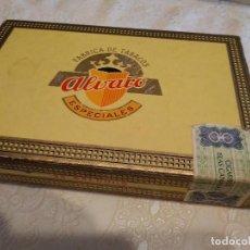 Cajas de Puros: C-GOD01 CAJA DE PUROS CON PUROS LOS DE FOTO. Lote 169130256
