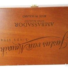 Cajas de Puros: CAJAS PUROS GRAN LOTE. Lote 169842100
