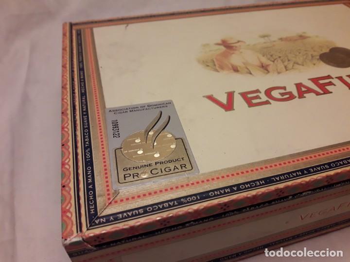 Cajas de Puros: Caja de puros Vega Fina República Dominicana - Foto 4 - 170010768
