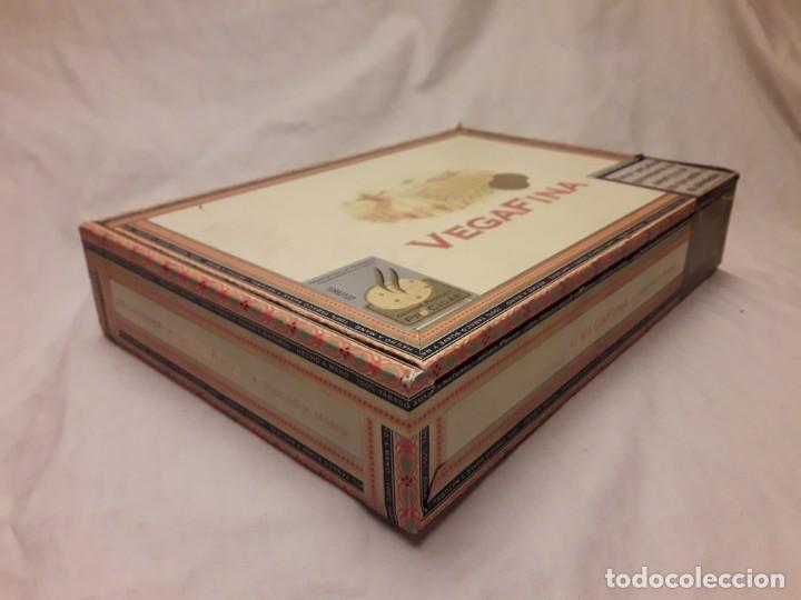 Cajas de Puros: Caja de puros Vega Fina República Dominicana - Foto 5 - 170010768