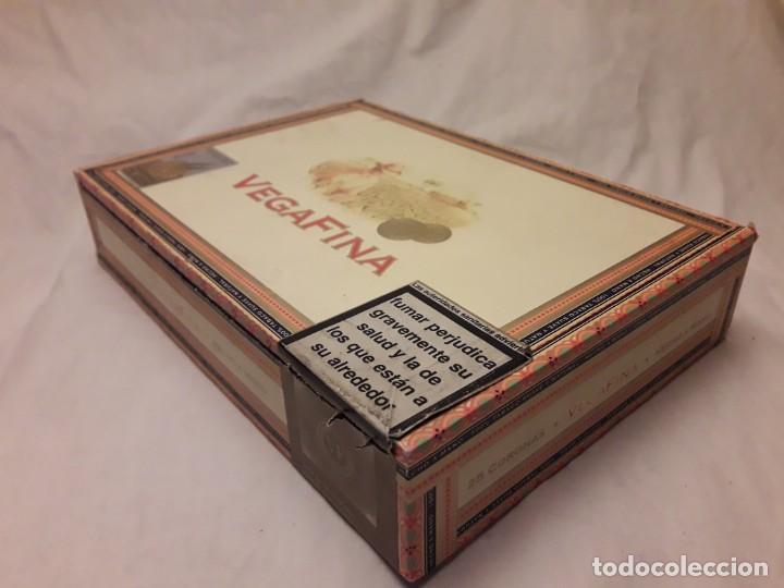 Cajas de Puros: Caja de puros Vega Fina República Dominicana - Foto 6 - 170010768