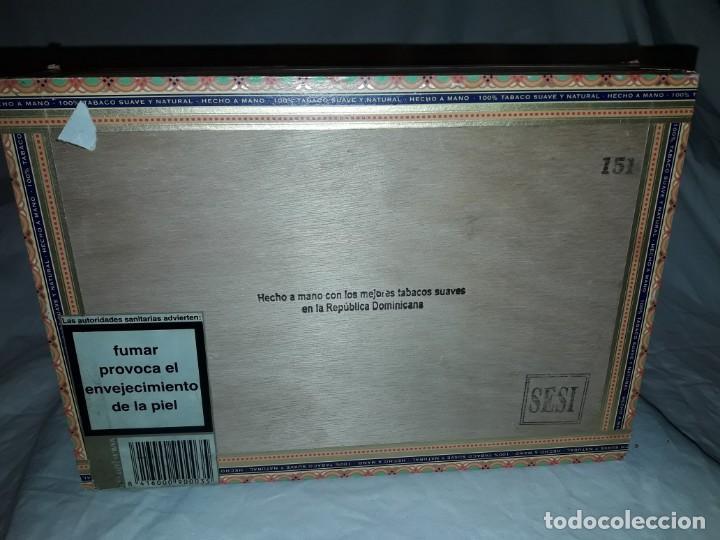 Cajas de Puros: Caja de puros Vega Fina República Dominicana - Foto 7 - 170010768