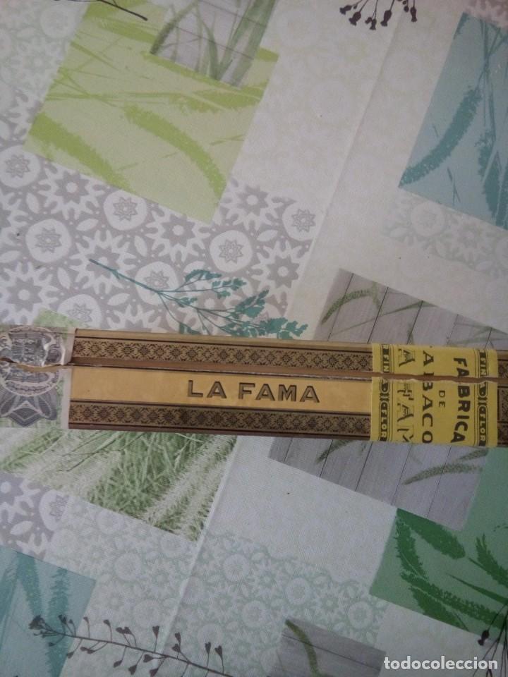 Cajas de Puros: Caja de Puros La Fama - Foto 2 - 170921300