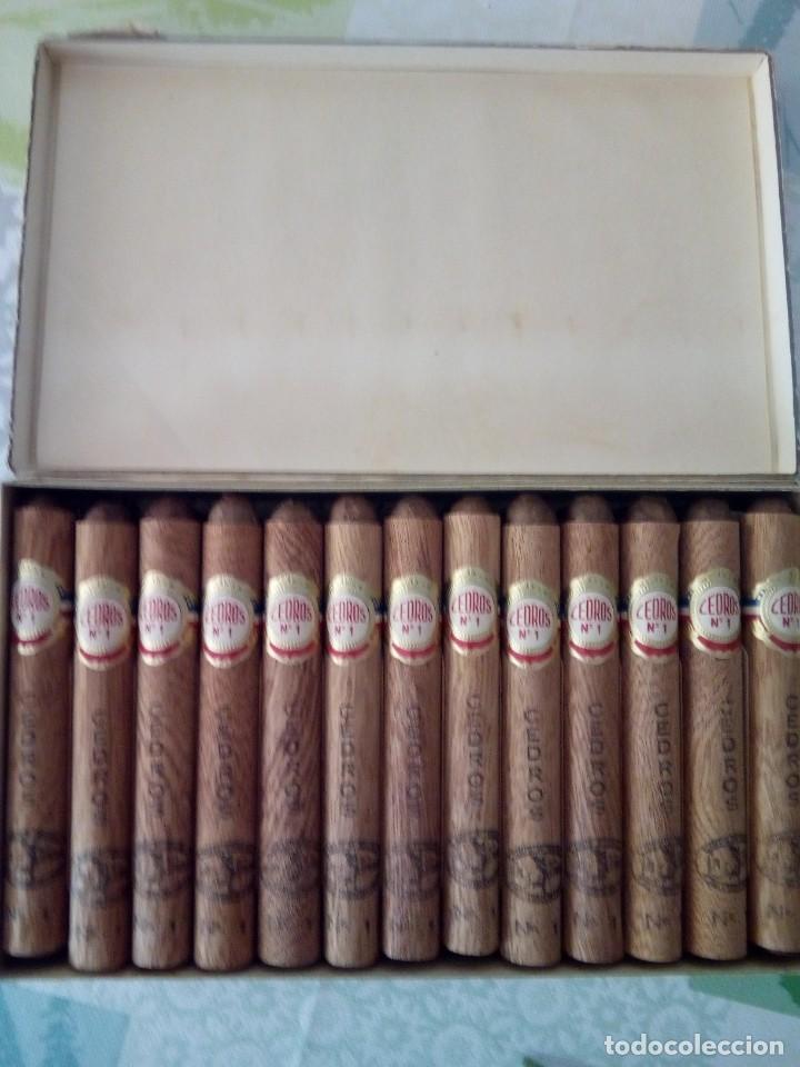 Cajas de Puros: Caja de Puros La Fama - Foto 4 - 170921300