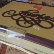 Cajas de Puros: CAJA VACIA FARIAS Nº1. Lote 170933570