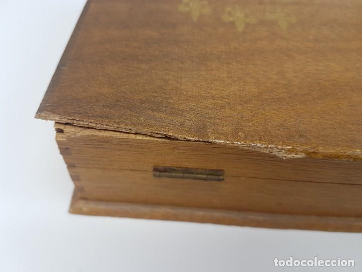 Cajas de Puros: CAJA MADERA PUROS ( OPAL FIRST CLASS CORONA ) 23 UNIDADES - Foto 3 - 171233798