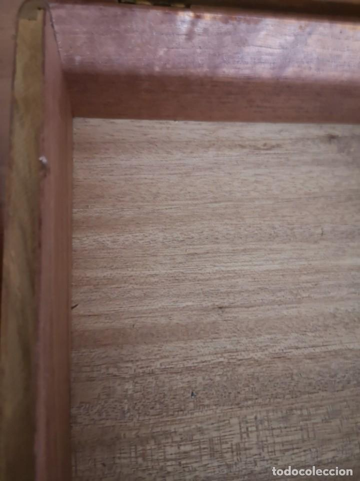 Cajas de Puros: Rara caja de puro de Manila Filipinas - Foto 5 - 171615245