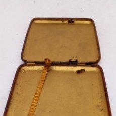Cajas de Puros: CAJA DE CIGARRILLOS DE BAQUELITA. Lote 172071734