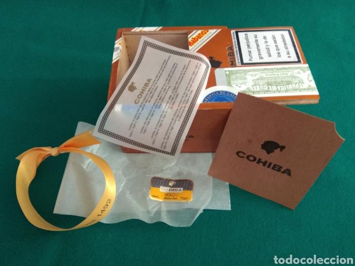 Cajas de Puros: COHIBA Siglo I, caja vacía de puros habanos - Foto 2 - 172084107