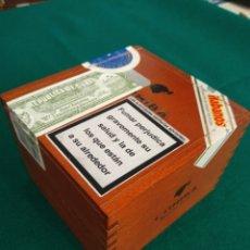 Cajas de Puros: COHIBA SIGLO I, CAJA VACÍA DE PUROS HABANOS. Lote 172084107