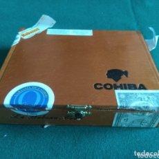 Cajas de Puros: CAJA VACÍA DE COHIBA EXQUISITOS. Lote 172126970