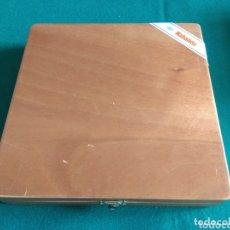 Cajas de Puros: CAJA VACÍA DE COHIBA LANCEROS ANTIGUA. Lote 172127050
