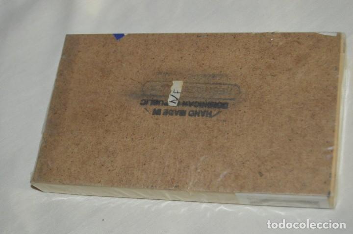 Cajas de Puros: PRECINTADA / SEALED - CAJA DE 5 PUROS COHIBA HECHOS A MANO EN REPÚBLICA DOMINICANA - ANTIGUOS - Foto 8 - 172573528