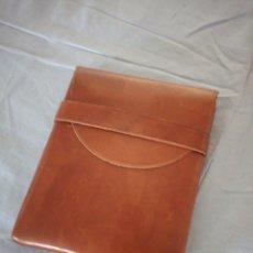 Cajas de Puros: ANTIGUO PORTA PUROS DE CUERO ,CAPACIDAD PARA 6 PUROS.. Lote 172773568