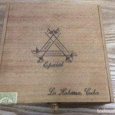 Cajas de Puros: CAJA PUROS MONTECRISTO ESPECIAL VACÍA. Lote 172800540
