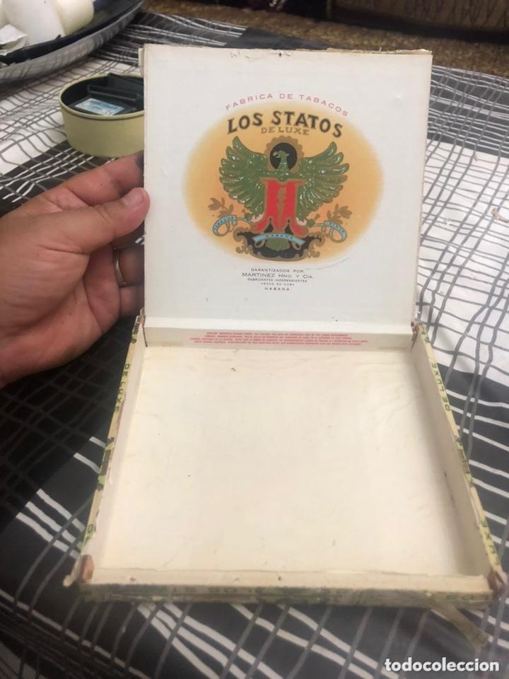 Cajas de Puros: Caja de puros habana los statos de luxe habana - Foto 2 - 173484158