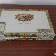 Cajas de Puros: COMPLETA CAJA R&J ROMEO Y JULIETA VINTAGE 1973. Lote 173520693
