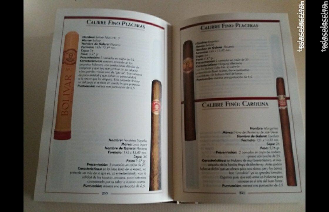 Cajas de Puros: Guia Epicur Del Puro Habano Tercera Edicion. En Casi perfectas condiciones como se puede apreciar - Foto 3 - 173765114