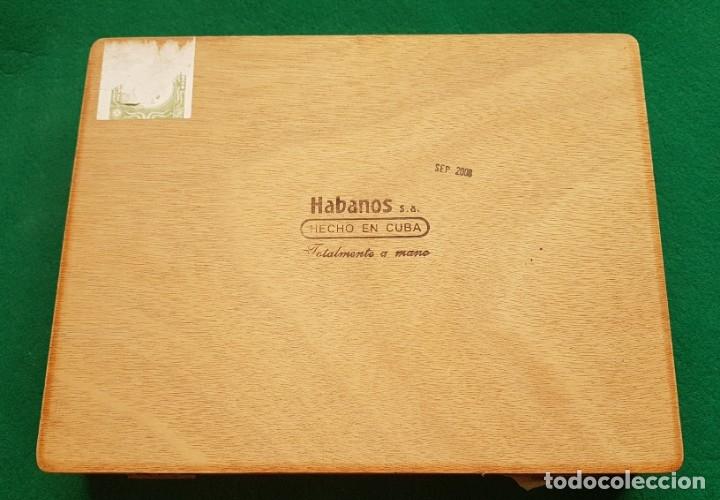 Cajas de Puros: CAJA PUROS HABANOS COHIBA ESPLÉNDIDOS CONSERVA HUMIDOR Y SEPARADOR - Foto 5 - 173929687