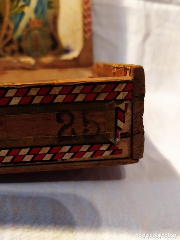 Cajas de Puros: ÚNICA CAJA DE PUROS TINERFEÑA, MANUEL HERRERA, VER - Foto 10 - 174195383