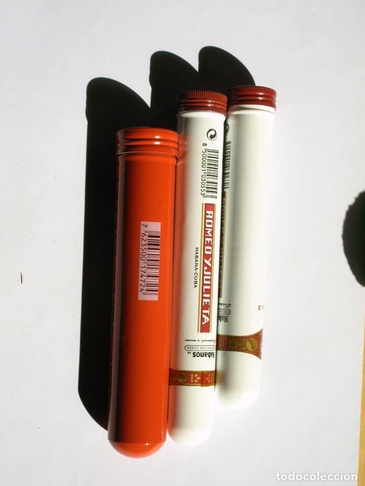 Cajas de Puros: CAJAS - TUBOS DE PUROS - Foto 7 - 174890375
