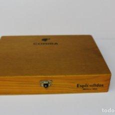 Cajas de Puros: CAJA DE PUROS COMPLETA - COHIBA ESPLENDIDOS. Lote 175110905