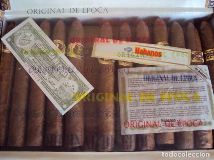 (TA-1)CAJA VEGAS ROBAINA - 24 UNICOS - HABANA - CUBA (Coleccionismo - Objetos para Fumar - Cajas de Puros)