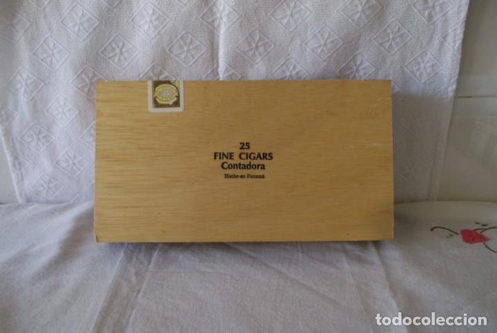 Cajas de Puros: CAJA PUROS JOSE LLOPIS-CONTADORA - Foto 6 - 211442140