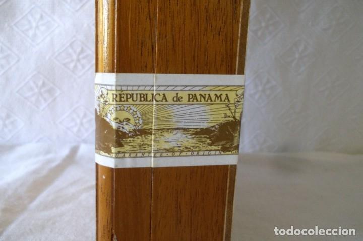 Cajas de Puros: CAJA PUROS JOSE LLOPIS-CONTADORA - Foto 7 - 211442140