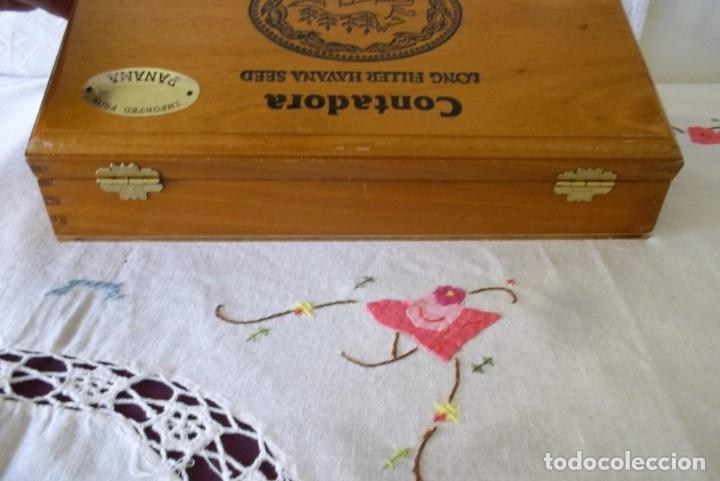 Cajas de Puros: CAJA PUROS JOSE LLOPIS-CONTADORA - Foto 8 - 211442140