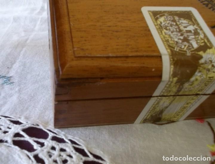 Cajas de Puros: CAJA PUROS JOSE LLOPIS-CONTADORA - Foto 10 - 211442140
