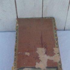 Cajas de Puros: CAJA DE PUROS CUBA SIGLO XIX LA FERNANDITA HABANA. Lote 175715257