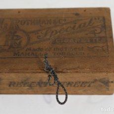 Cajas de Puros: CAJA DE PUROS L ROTHMAN &Cº SPECIAL . Lote 175737314