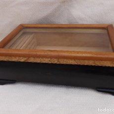Cajas de Puros: CAJA PARA PUROS, PURERA HUMIDOR. Lote 176221890