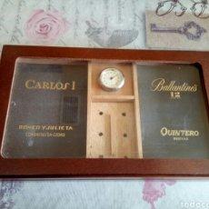 Cajas de Puros: HUMIFICADOR DE PUROS. Lote 176270083