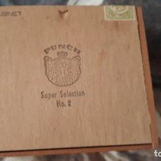 Cajas de Puros: CAJA DE PUROS CUBANOS. Lote 176326773