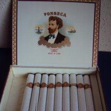 Cajas de Puros: (TA-190952)CAJA FONSECA Nº1 - HABANA - CUBA - PRECIO DE SALIDA 1 EURO. Lote 176414639