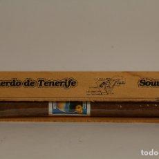 Cajas de Puros: CAJA PURO CANARIAS - RECUERDO DE TENERIFE. Lote 176877380