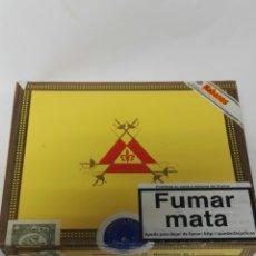 Cajas de Puros: CAJA VACIA PUROS MONTECRISTO N 1. Lote 177402490