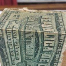 Cajas de Puros: LA CORONA FLOR FINA PETIT BOUQUET 25 HABANA CUBA. Lote 177596907