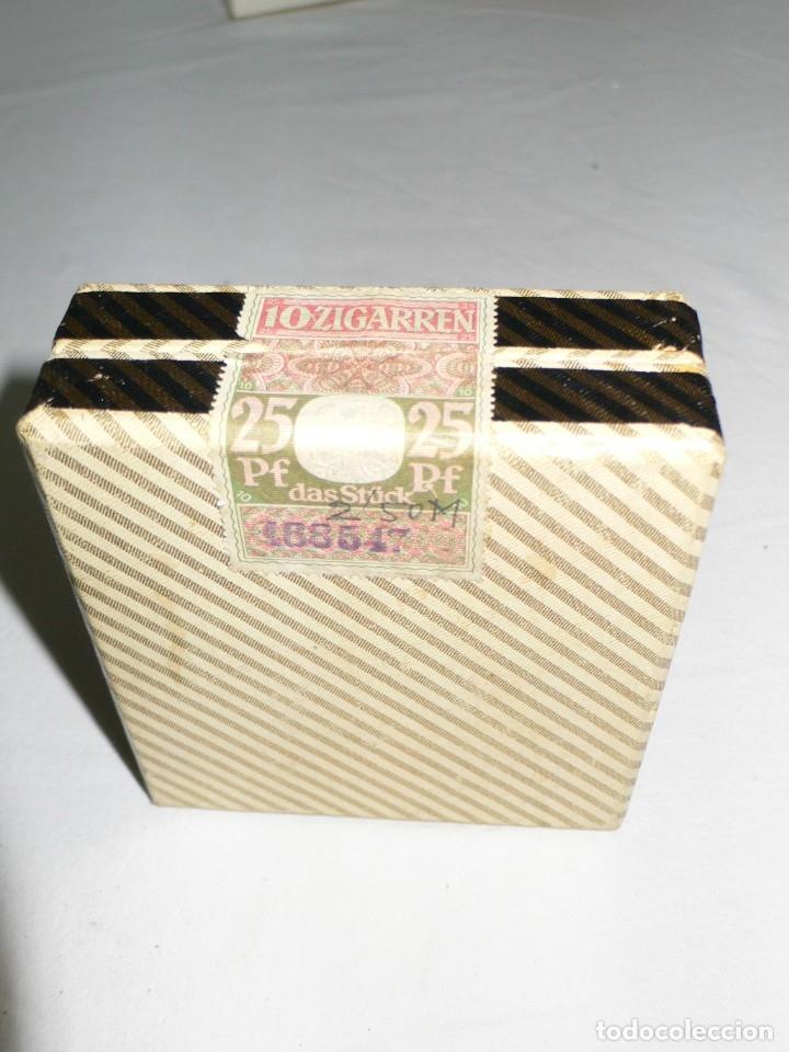 Cajas de Puros: ANTIGUA CAJA PUROS RITTER DANK MACHSTUM: SUMATRA - Foto 3 - 178051702