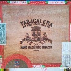 Cajas de Puros: CAJAS DE PUROS COMPLETAS. LA FLOR DE LA ISABELA. MANILA. FILIPINAS. Lote 178746623