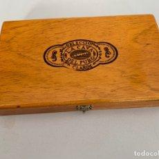 Cajas de Puros: ANTIGUA CAJA DE PUROS LA CAVA. Lote 178922040