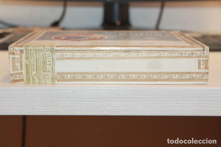 Cajas de Puros: CAJA DE PUROS COHIBA LANCEROS AÑOS 80, CONTIENE CINCO UNIDADES, UNA DE ELLAS ESTROPEADA - Foto 8 - 179111050