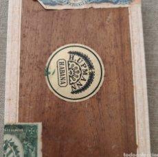 Cajas de Puros: CAJA DE PUROS HABANOS PRE EMBARGO,H UPMAN, 25 PUROS ,CAJA COMPLETA. Lote 179193626
