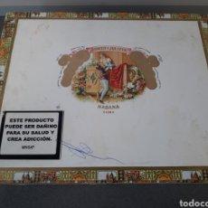 Cajas de Puros: ROMEO Y JULIETA 25 CHURCHILLS (23/25). Lote 179388175